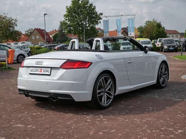 Audi TT 1.8 TFSI S-tr. *LED*Navi*S line*EPH*