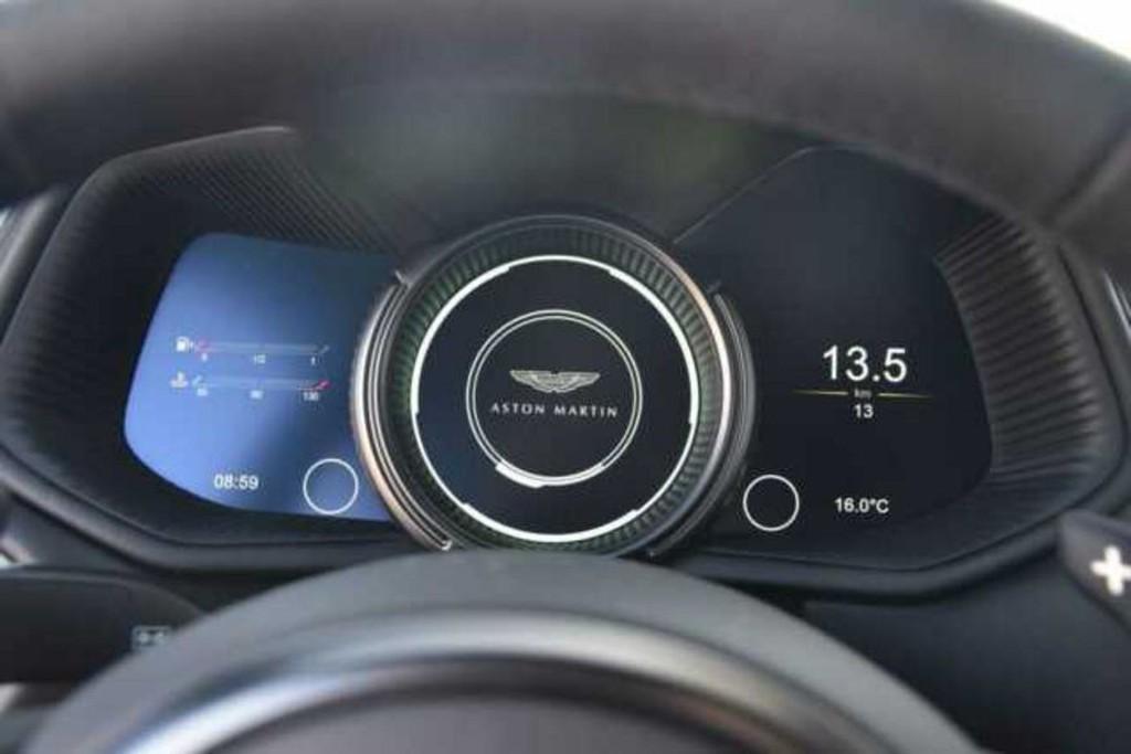 Aston Martin DB11 V12/UPE 238.931,-/AMR Leistung