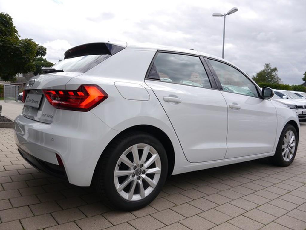 Audi A1 Sportback 25 TFSI S-tronic Advanced Navi Shzg