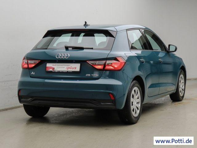Audi A1 Sportback 25 TFSi advanced DAB PDC GRA Klima