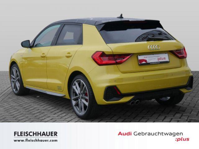 Audi A1 Sportback 40 TFSI s-line NAVI+LED+18''+Garantie+Klima+PDC