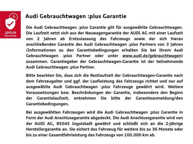 Audi A1 Sportback 25 TFSI S-Line+B&O+ACC