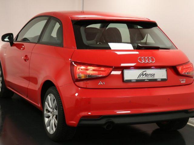Audi A1 1.0 TFSI Navi MediaPaket SHZG