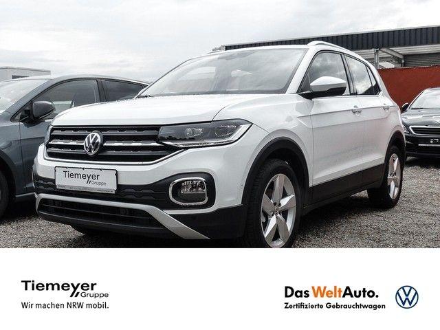 Volkswagen T-Cross 2019 Benzine