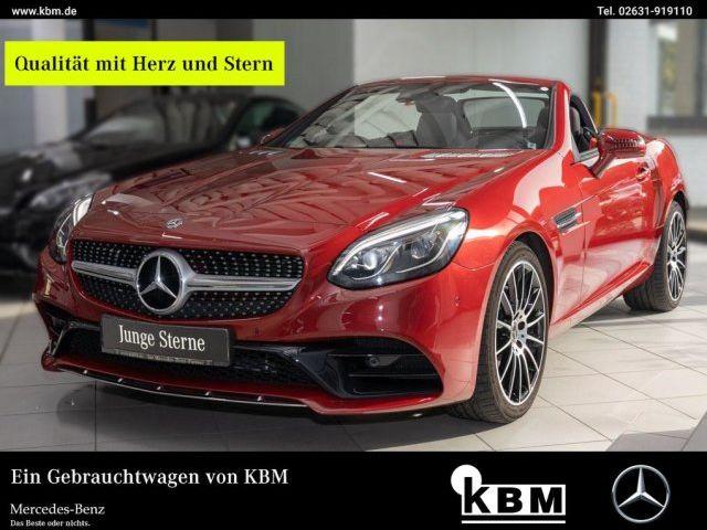 Mercedes-Benz SLC 300 2019 Benzine