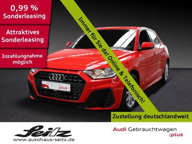 Audi A1 Sportback 30 TFSI S line NAVI*DAB*PDC