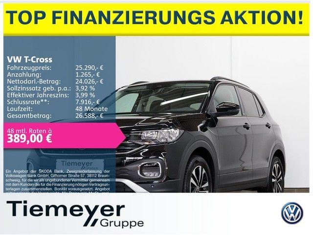 Volkswagen T-Cross 2021 Benzine