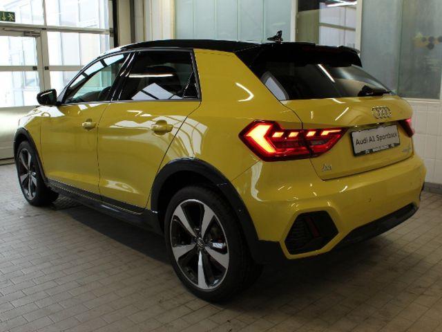 Audi A1 citycarver 30 TFSI S line RFK+LED+ACC+VC S tr