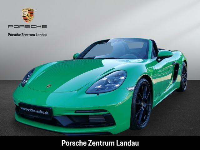 Porsche Boxster 2020 Benzine