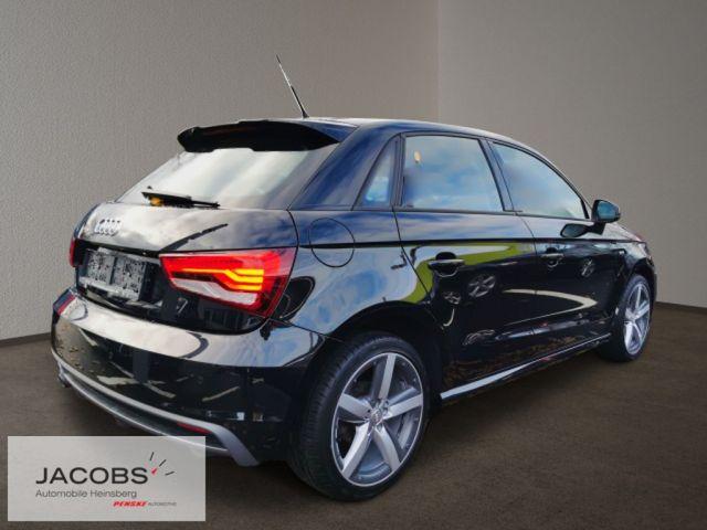 Audi A1 1.0 TFSI Sportback admired S Line, Sitzheizung