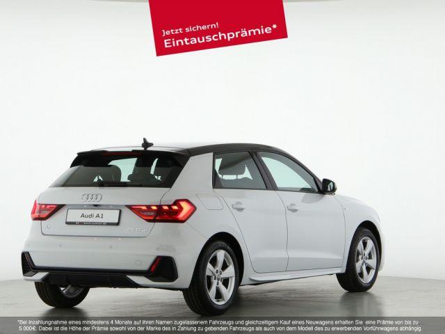 Audi A1 Sportback S line 25 TFSI
