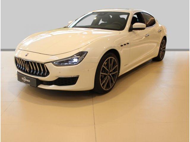 Maserati Ghibli 2020 Benzine