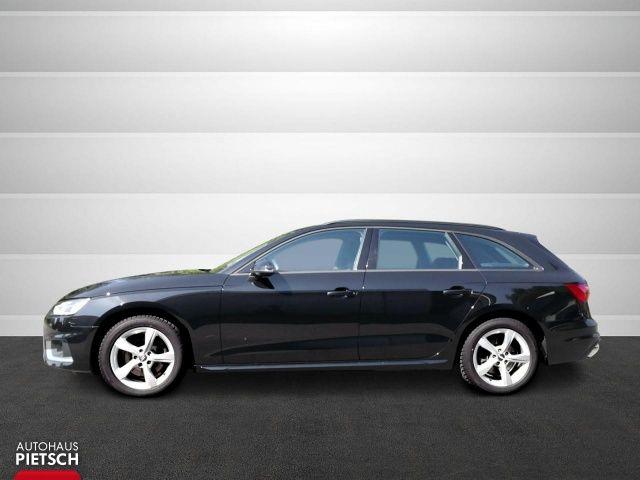 Audi A4 Avant 35 TDI advanced - LED Navi ACC StHZ PDC