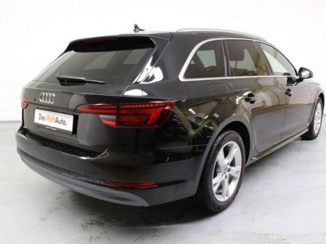 Audi A4 Avant Sport 2.0TDI S-line#AHK#NAVI#LED#PDC#