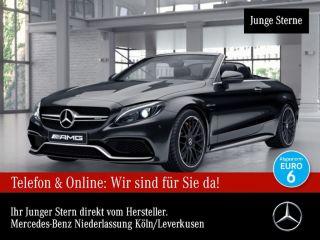 Mercedes-Benz C 63 AMG 2017 Benzine
