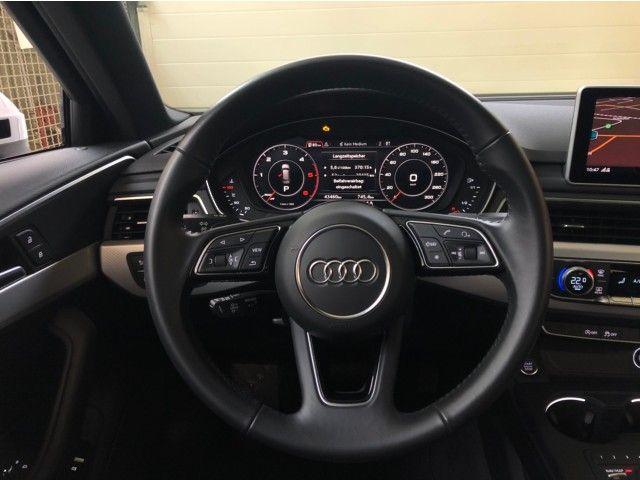 Audi A4 Avant S-Line virtual cockpit Panoramad LED Navi