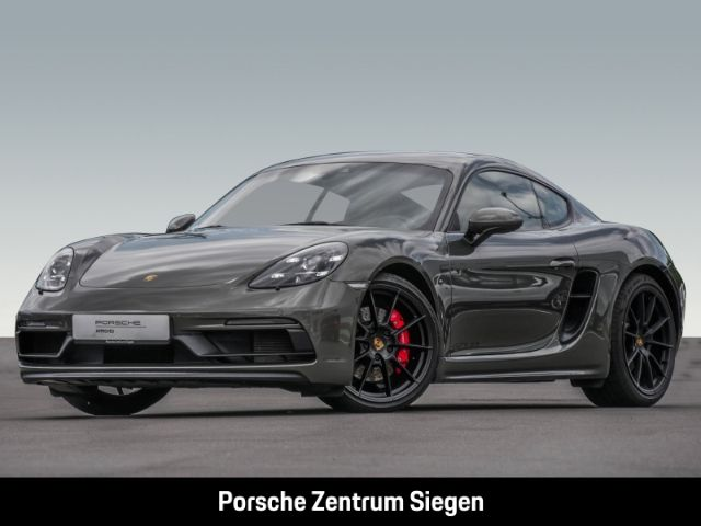 Porsche Cayman 2020 Benzine