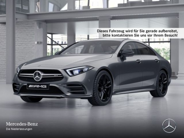 Mercedes-Benz CLS 53 AMG