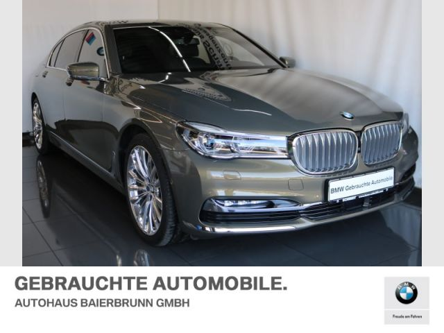 BMW 740 2018 Diesel