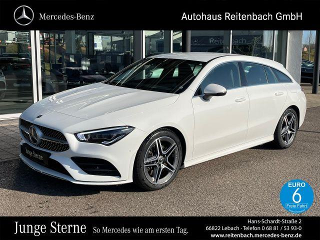 Mercedes-Benz CLA 250 2020 Benzine