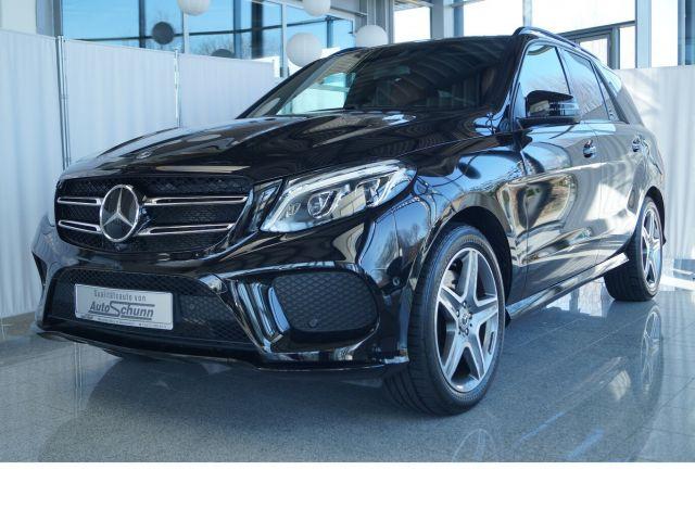 Mercedes-Benz GLE 500 2017 Benzine