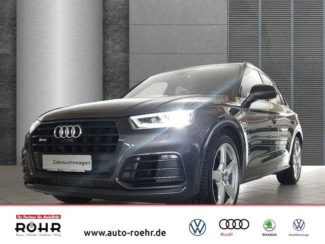 Audi SQ5 2018 Benzine