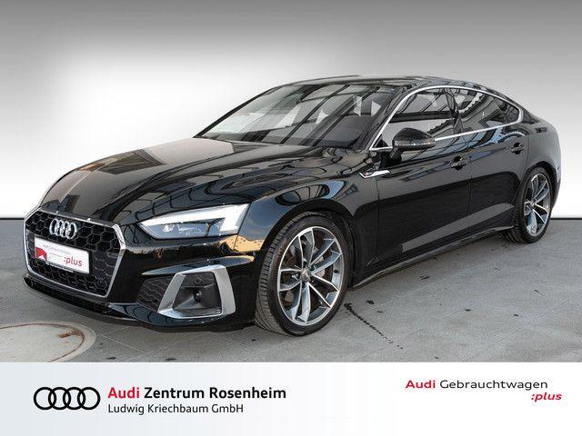 Audi A5 Sportback S line 40 TDI S tr.(ACC,Matrix,HuD,sound)  Navi