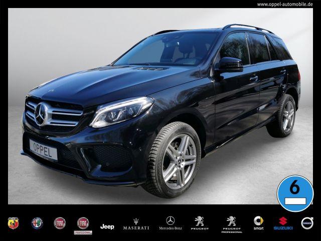 Mercedes-Benz GLE 350 2018 Diesel