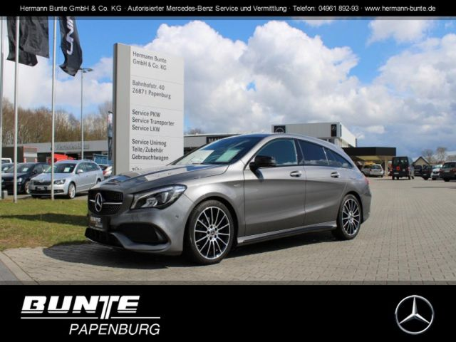 Mercedes-Benz CLA 200 Shooting Brake 2017 Benzine