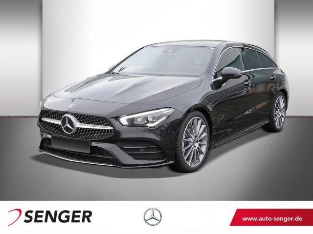 Mercedes-Benz CLA 200 Shooting Brake 2021 Benzine