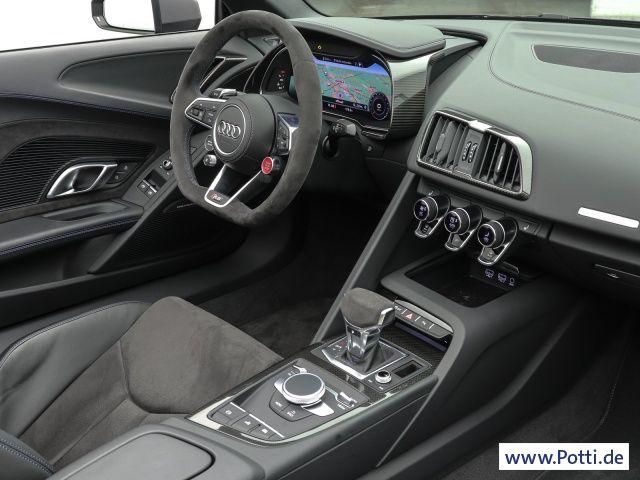 Audi R8 Spyder V10 performance Keramik Laser Magnetic