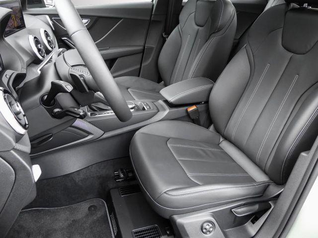 Audi Q2 S line 35TFSI S tronic+NAVI+LED+B+O+AHK-VORB.