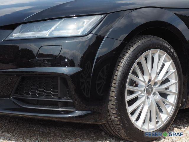 Audi TT Roadster S line 2.0 TFSI 18/LED/B&O/Tempomat