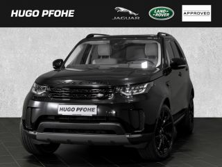 Land Rover Discovery 2017 Benzine