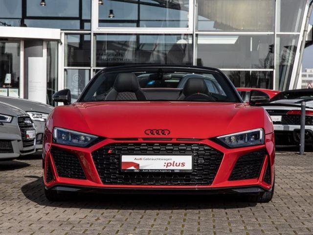 Audi R8 Spyder performance *LASER*MAGNETIC*B&O*DynLen