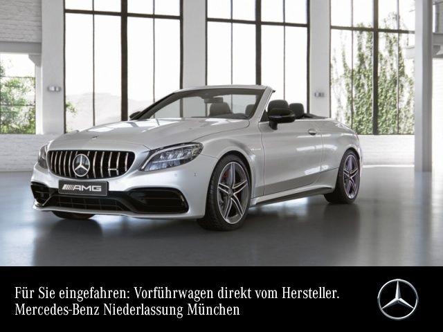 Mercedes-Benz C 63 S 2021 Benzine