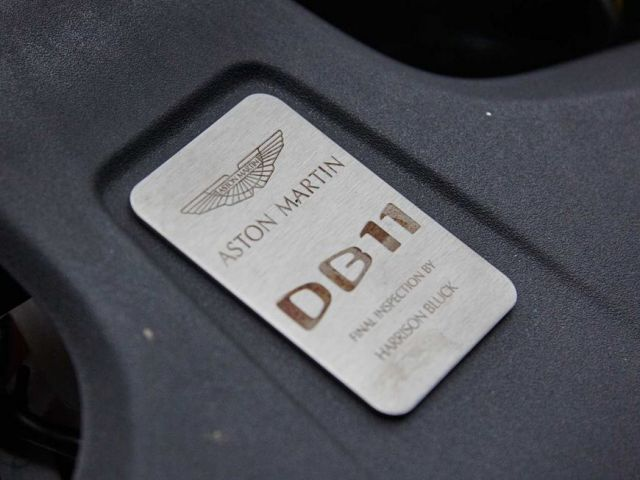 Aston Martin DB11 V8 Coupe