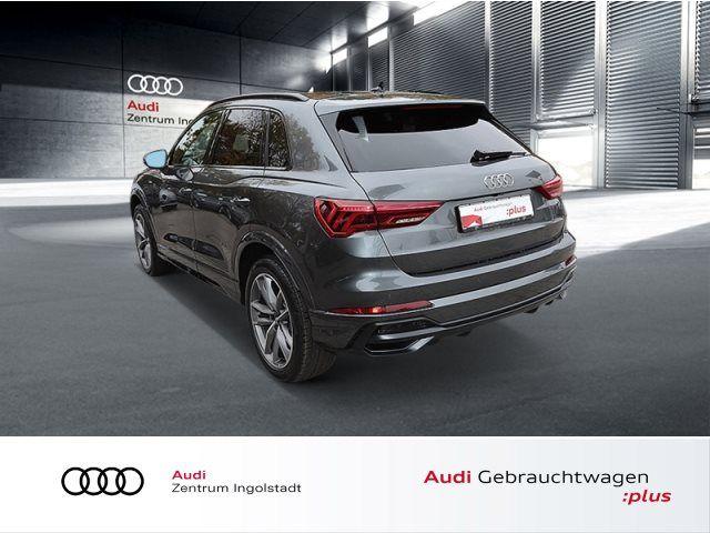 "Audi Q3 S line 35 TDI MATRIX NAVI+ ACC AHK PANO 19"""