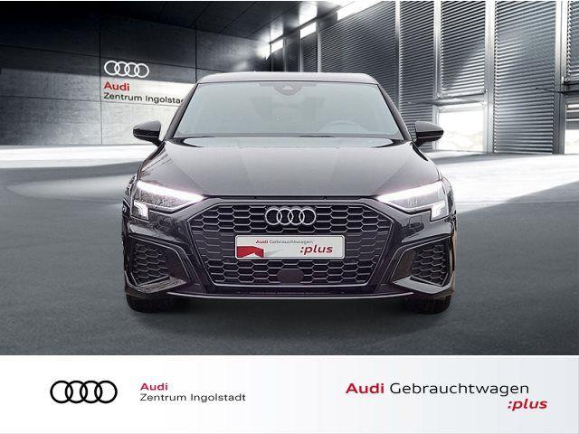 Audi A3 Sportback S line 35 TDI 2x LED NAVI+ ACC AHK