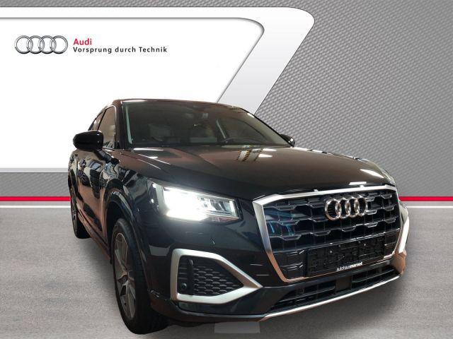 Audi Q2 advanced 35 TFSI S tronic Klima- und Komfortpaket Audi drive select