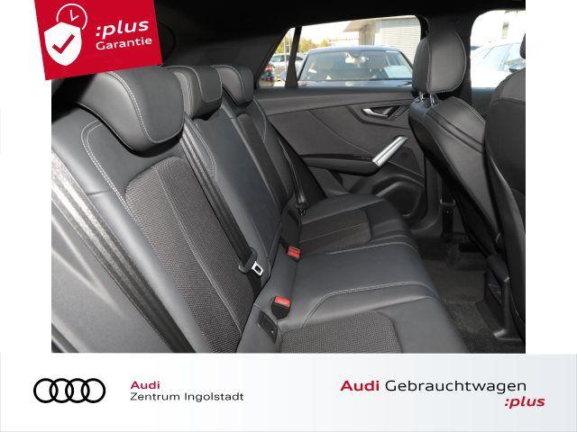 Audi Q2 S line 35 TDI LED NAVI AHK Optik-schwarz Spor