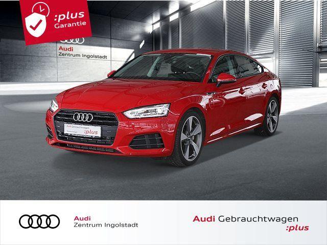 "Audi A5 Sportback Sport 40 TDI NAVI AHK 19"" Optik-sch"