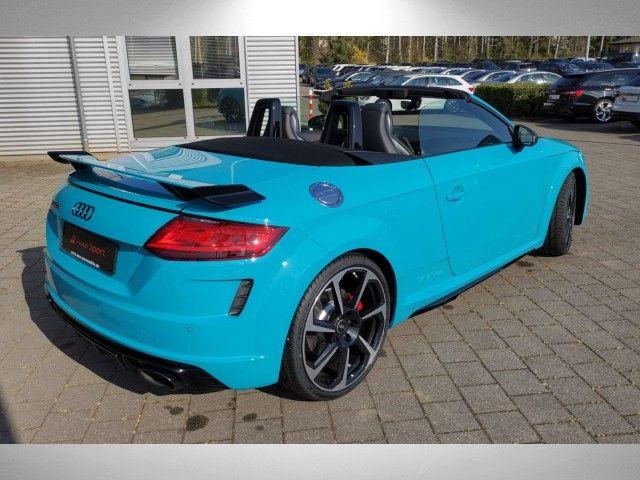 Audi TT RS Roadster Exklusive 400PS NP: 102.000,-