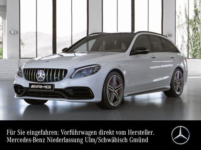 Mercedes-Benz C 63 S 2020 Benzine