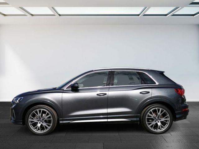 Audi Q3 35 TFSI S tronic S line LED/AHK/Leder/Assist