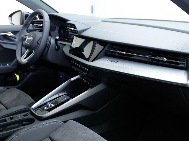 Audi S3 Limousine VirtCo Business App Alarm Assist+