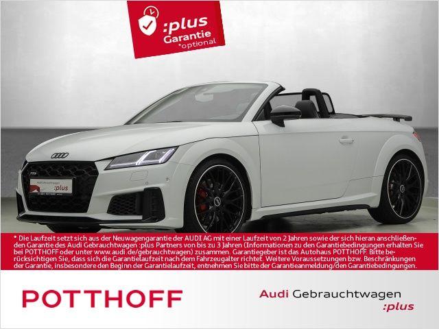 Audi TTS Roadster TFSi competition plus BuO Matrix Navi