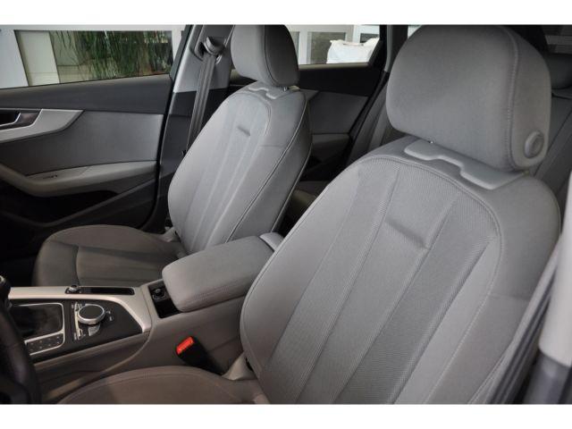 Audi A4 Avant basis 2.0 TDI Leder LED Navi Keyless e-