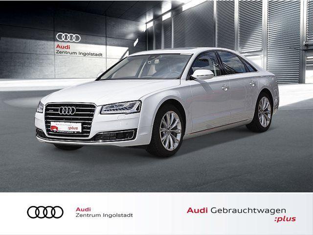"Audi A8 4.0 TFSI qu STHZG ACC BOSE Kamera Head-up 19"""