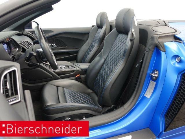 Audi R8 Spyder V10 S tronic 20 LASER SPORT-AGA B&O KAMERA NAVI LEDER GRA CONNECT